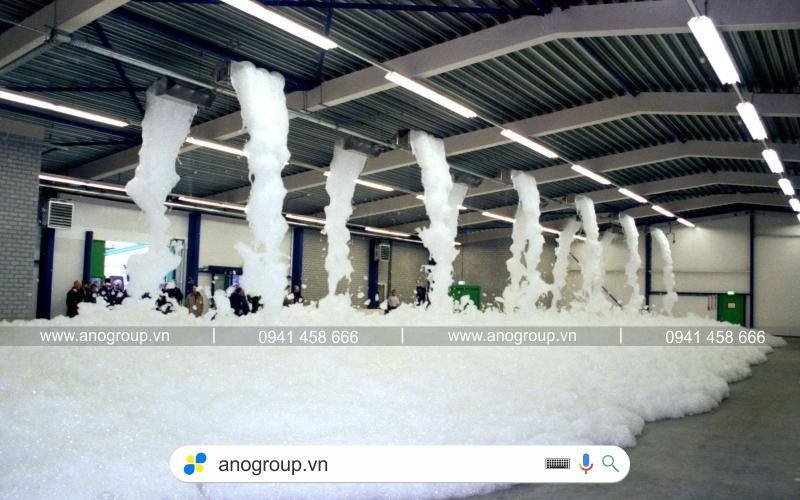 hệ thống chữa cháy bọt foam