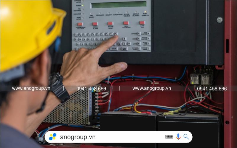 Sửa chữa bảo trì hệ thống báo cháy tại Hải Dương