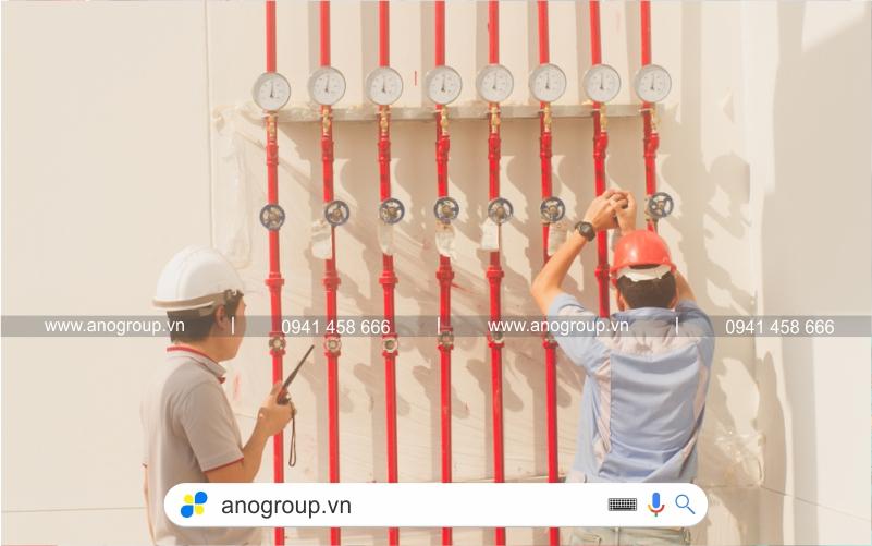 Sửa chữa bảo trì hệ thống báo cháy