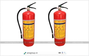 Bình chữa cháy 8kg bột ABC MFZL8