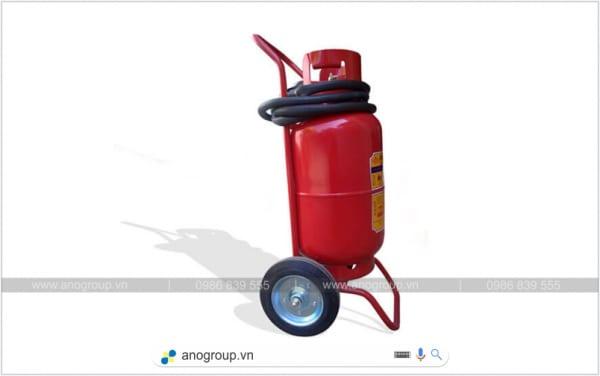 Bình chữa cháy bột 35kg BC MFTZ35
