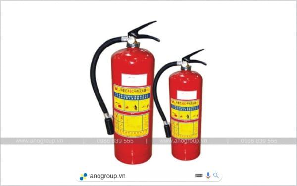 Bình chữa cháy bột 4kg BC MFZ4