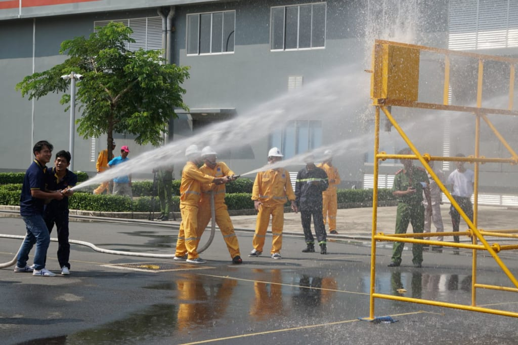 Bảo đảm Phòng cháy chữa cháy